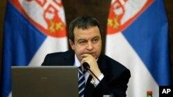 Sprski premijer Ivica Dačić