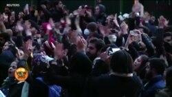 مسافر طیارہ گرانے پر ایران میں چوتھے دن بھی احتجاج