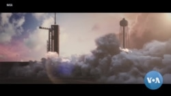 NASA Launch Marks New Era in Space Travel