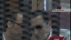 埃及前总统穆巴拉克出庭