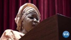 Mali Musow Ka Minisiriw Ka laseliw Bintou Bouaré Founè Samaké
