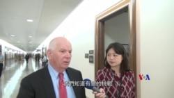 美國國會參議員本卡登評論香港反對《逃犯條例》示威