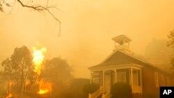 California Yangınları Can Alıyor