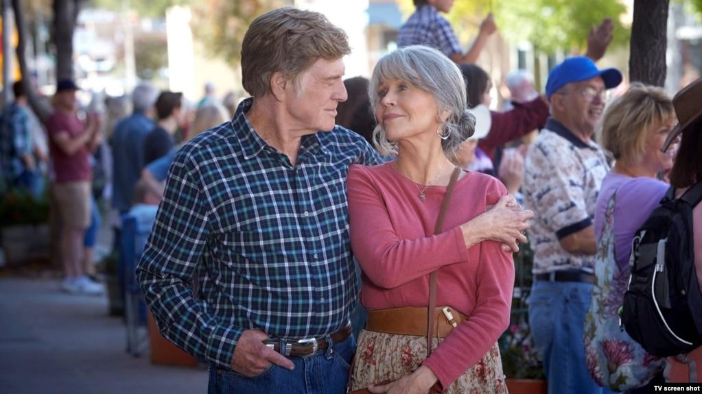 Robert Redford y Jane Fonda están brillando en el Festival de Cine de Venecia.