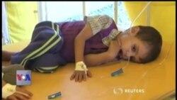 روہنگیا پناہ گزینوں میں ہیضے کی وبا پھوٹنے کا خدشہ