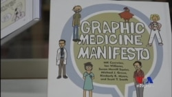 Comics get graphic at the U.S. National Library of Medicine