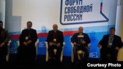 На Форуме свободной России. Вильнюс. 9 ноября 2019 г.