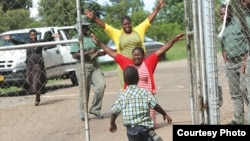 Some of MDC activists were released from Chikurubi Maximum Prison last December. (FIle Photo, Courtesy Image)