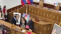 Venezolanos reaccionan a la instalación del nuevo Parlamento