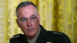 Chủ tịch Hội đồng Tham mưu trưởng Liên quân Hoa Kỳ, Joseph Dunford.