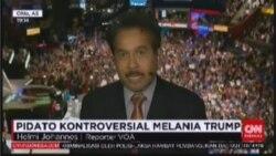 Laporan Langsung VOA untuk CNN: Hari Kedua Konvensi Nasional Partai Republik