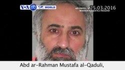 Mỹ đã tiêu diệt nhân vật quan trọng thứ hai của IS (VOA60)