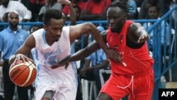 'Yan wasan kwallon kwando a Somalia
