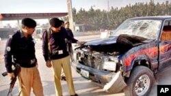 پشاور:پولیس کارروائی کے بعد مغوی ڈاکٹر بازیاب