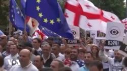 საქართველოში პოლიტიკური კრიზისი ღრმავდება