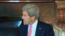 2013-05-09 美國之音視頻新聞: 克里認為敘利亞過渡政府不應有阿薩德參與