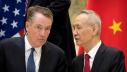 VOA专家视点(陈朝晖):美中高官互访贸易再谈两轮