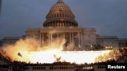 Вашингтон, 6 января 2021 г.