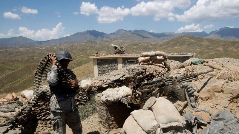 افغان ځواکونو د جاني خیلو ولسوالۍ بیرته له طالبانو ونیوله