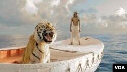 Кадр из фильма «Жизнь Пи»