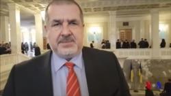 Refat Chubarov: Ukraina faolroq bo'lishi kerak