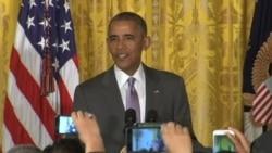 اوباما: انگشت نما کردن مسلمانان آمریکایی کمک به داعش است