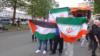 تحقیقات حزب سبز آلمان درباره فعالیت ضداسرائیلی نمایندگان خامنه ای در هامبورگ