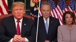 VOA: EE.UU. Trump y demócratas continúan enfrentados