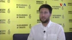 """Gardner: """"Türkiye'de İnsan Haklarını Savunmak Suç Haline Geldi"""""""