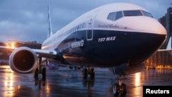 بوینگ ۷۳۷ مکس هشت یکی از مطمینترین طیارههای شرکت بوینگ معرفی شده است