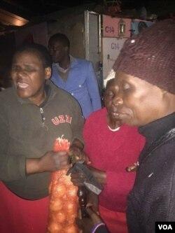 Izizalwane zeZimbabwe ezathola usizo luka Nkosazana Vimbaishe Musvamburi