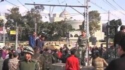 埃及總統穆爾西撤銷緊急政令
