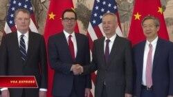 Nhà Trắng: Đàm phán thương mại với TQ có tiến triển