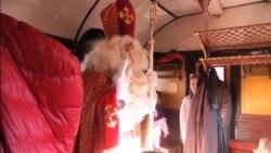 Aplicación para seguirle los pasos a Santa