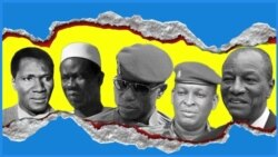 La Guinée en bref, d'Ahmed Sékou Touré à Alpha Condé