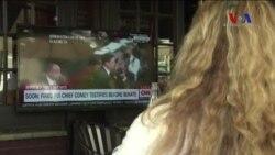 ABD'de Comey'nin İfade Verdiği Oturuma İlgi Büyüktü