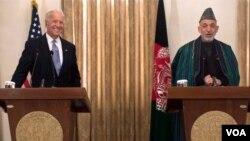 Vizit Vis Prezidan Ameriken an nan Afganistan