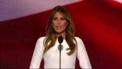 Donald Trump bác đơn từ chức của người soạn diễn văn cho bà Melania Trump