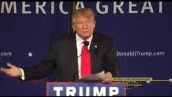 မူစလင္ေတြကိုပိတ္ပင္တဲ့ Trump ရဲ႕အဆိုျပဳခ်က္