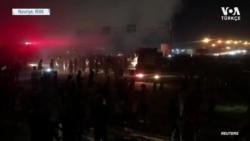 Irak'ta Salgın Hastanesinde Yangın
