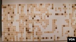 چیدمان امیلی پرینس در موزه ملی پرتره