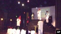 اجوکا تھیٹر کا کھیل'ہوٹل موہنجوڈارو'