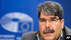 Salih Muslim, mantan ketua Partai Serikat Demokrat (PYD). (Foto: dok)
