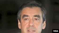 Perdana Menteri Perancis, Francois Fillon