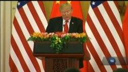 Трамп обіцяє нову еру у відносинах між США та Китаєм. Відео