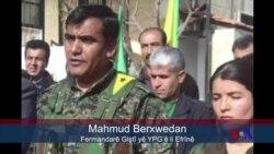 Fermandarê YPG'ê li Efrînê, M. Berxwedan Bersîva VOA Dide