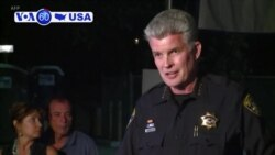 VOA60 America - Three Dead in California Garlic Festival Shooting