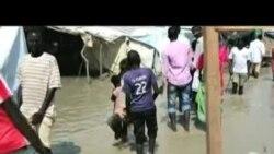 "Južni Sudan: ""Živimo u vodi."""