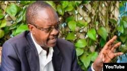 Mtangazaji mkongwe wa Kenya, Mohamed Juma Njuguna.