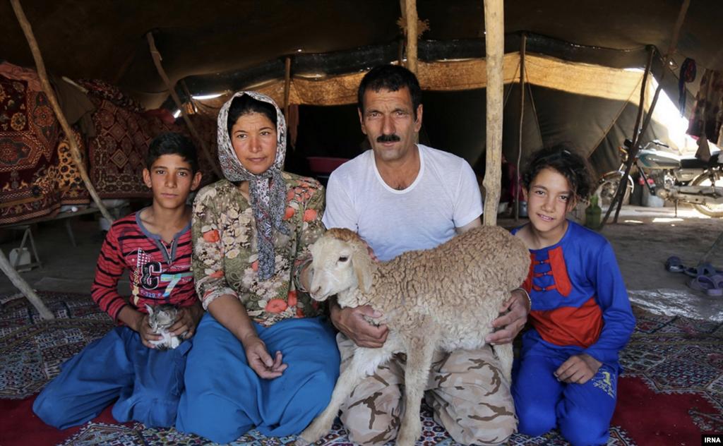 خراسان شمالی- زندگی عشایر کرمانج عکس: وحید خادمی